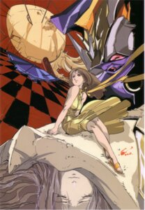 Rating: Safe Score: 2 Tags: mishima_reika rahxephon User: Radioactive