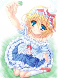 Rating: Safe Score: 28 Tags: alice_margatroid touhou yayoi_and_nagi User: fairyren