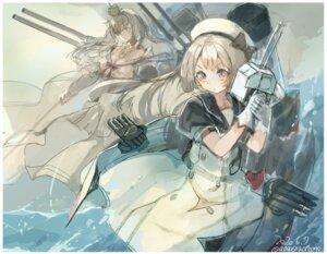Rating: Safe Score: 11 Tags: cleavage dress jervis_(kancolle) kantai_collection nagasawa_tougo seifuku sketch warspite_(kancolle) weapon User: Genex