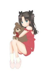 Rating: Questionable Score: 25 Tags: fate/stay_night mikujin_(mikuzin24) pajama toosaka_rin User: yanis