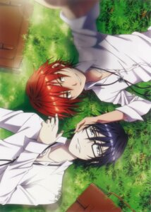 Rating: Safe Score: 6 Tags: fushimi_saruhiko k male megane tagme yata_misaki User: Radioactive