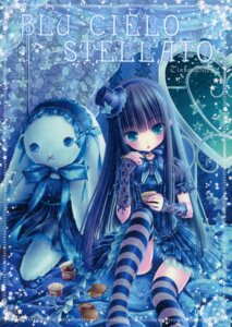 Rating: Questionable Score: 56 Tags: gothic_lolita lolita_fashion pantsu thighhighs tinkerbell tinkle User: petopeto