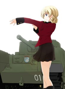 Rating: Safe Score: 16 Tags: darjeeling girls_und_panzer sasaki_akira uniform User: Radioactive