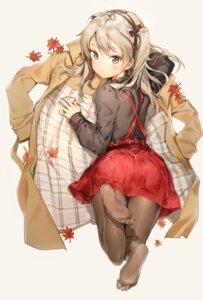 Rating: Questionable Score: 195 Tags: anmi feet girls_und_panzer shimada_arisu thighhighs User: edogawaconan