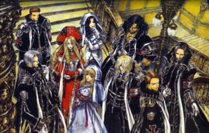 Rating: Safe Score: 6 Tags: abel_nightroad caterina_sforza hugue_de_watteau kate_scott leon_garcia_de_asturias noelle_bor thores_shibamoto tres_iqus trinity_blood vaclav_havel william_walter_wordsworth User: Radioactive