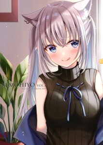 Rating: Safe Score: 25 Tags: animal_ears hiyoko_sabure nekomimi sakura_hiyori sweater User: kiyoe