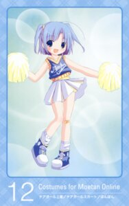 Rating: Safe Score: 7 Tags: cheerleader moetan pastel_ink pop User: petopeto