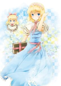 Rating: Safe Score: 17 Tags: alice_margatroid michii_yuuki shanghai touhou User: Manabi