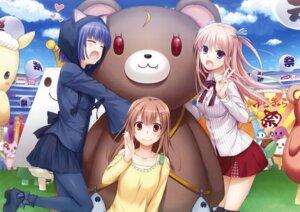 Rating: Safe Score: 42 Tags: nakajima_yuka pantyhose User: Twinsenzw