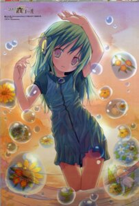 Rating: Questionable Score: 28 Tags: fixed flower kowarekake_no_orgel pantsu pop see_through wet_clothes User: withul