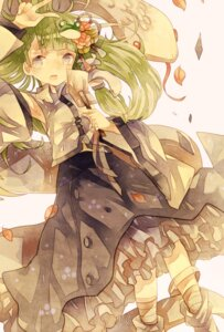Rating: Safe Score: 9 Tags: cha_goma kochiya_sanae touhou User: charunetra