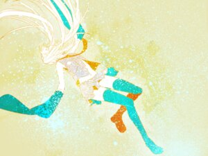 Rating: Safe Score: 7 Tags: hatsune_miku keishi vocaloid wallpaper User: charunetra