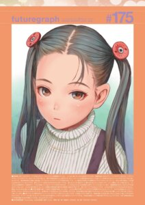 Rating: Safe Score: 12 Tags: range_murata sweater User: Poiness