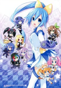 Rating: Questionable Score: 12 Tags: chibi choujigen_game_neptune choujigen_taisen_neptune_vs_sega_hard_girls hatsumi_sega heels heterochromia if_(choujigen_game_neptune) iris_heart nepgear orange_heart purple_heart sega_dreamcast_(sega_hard_girls) sega_game_gear_(sega_hard_girls) sega_hard_girls sega_mega_drive_(sega_hard_girls) sega_saturn_(sega_hard_girls) thighhighs tsunako User: Radioactive