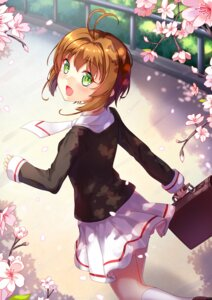 Rating: Safe Score: 43 Tags: card_captor_sakura dance_of_eternity kinomoto_sakura seifuku User: Mr_GT