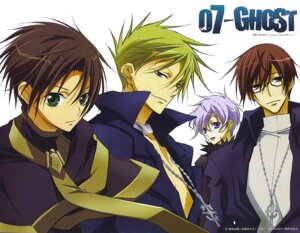 Rating: Safe Score: 3 Tags: 07-ghost castor frau labrador male teito_klein User: lingxin1035