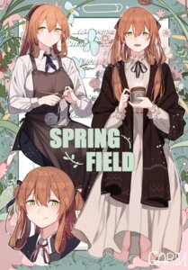 Rating: Safe Score: 13 Tags: dress garin girls_frontline seifuku springfield_(girls_frontline) User: Dreista