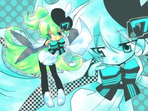 Rating: Safe Score: 6 Tags: macne_nana shiukazuki utau vocaloid wallpaper User: charunetra