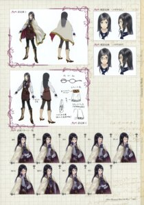 Rating: Safe Score: 6 Tags: astrid_zexis atelier atelier_rorona character_design expression kishida_mel User: crim