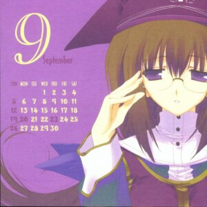Rating: Safe Score: 1 Tags: amaduyu_tatsuki calendar megane paper_texture sacred_plume User: Riven
