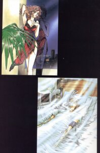 Rating: Safe Score: 3 Tags: clamp kasumi_karen kuzuki_kakyou x User: hyde333
