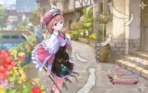 Rating: Safe Score: 31 Tags: atelier atelier_rorona dress kishida_mel rorolina_frixell wallpaper User: wabo