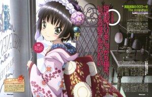 Rating: Safe Score: 35 Tags: fujimoto_satoru ikoku_meiro_no_croisee kimono yune User: Jigsy
