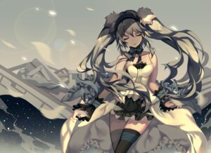 Rating: Safe Score: 57 Tags: 7th_dragon 7th_dragon_2020 hatsune_miku thighhighs vocaloid xianguang User: Mr_GT