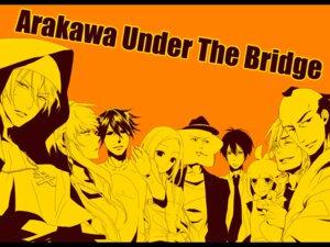 Rating: Safe Score: 9 Tags: arakawa_under_the_bridge hoshi_(arakawa) ichinomiya_kou kappa_(arakawa) last_samurai maria_(arakawa) mitsu monochrome nino_(arakawa) nun p-ko_(arakawa) shiro_(arakawa) sister_(arakawa) wallpaper User: charunetra