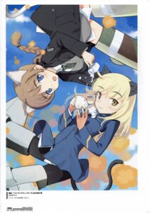 Rating: Safe Score: 6 Tags: shimada_humikane strike_witches User: red_destiny