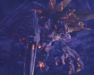Rating: Safe Score: 24 Tags: banshee gun gundam gundam_unicorn katoki_hajime mecha weapon User: rx178aeug