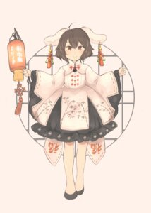 Rating: Safe Score: 9 Tags: animal_ears asian_clothes bunny_ears inaba_tewi inazakura00 touhou User: Mr_GT
