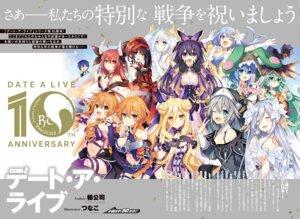 Rating: Safe Score: 18 Tags: date_a_live honjou_nia_(date_a_live) hoshimiya_mukuro itsuka_kotori itsuka_shidou izayoi_miku natsumi_(date_a_live) takamiya_mio tobiichi_origami tokisaki_kurumi tsunako yamai_kaguya yamai_yuzuru yatogami_tooka yoshino_(date_a_live) User: kiyoe