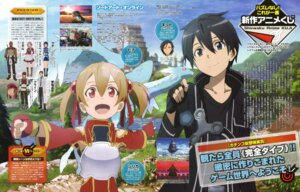 Rating: Safe Score: 22 Tags: adachi_shingo agil armor kayaba_akihiko kirito klein_(sword_art_online) lisbeth pina sachi_(sword_art_online) silica sword_art_online User: PPV10