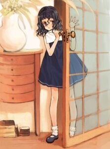 Rating: Safe Score: 7 Tags: dress littlewitch oyari_ashito shirotsume_souwa toka_(shirotsume_souwa) User: petopeto