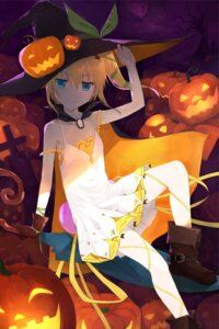 Rating: Safe Score: 60 Tags: akitaka cleavage dress edna halloween tales_of tales_of_zestiria witch User: Mr_GT