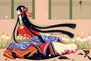 Rating: Safe Score: 65 Tags: hakurei_reimu ideolo kimono neko_worki touhou User: Aurelia