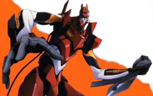 Rating: Safe Score: 18 Tags: detexted honda_takeshi mecha neon_genesis_evangelion User: EKY
