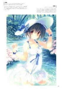 Rating: Safe Score: 26 Tags: dress mitsumi_misato scanning_artifacts summer_dress to_heart_(series) to_heart_2 wet yuzuhara_konomi User: Radioactive