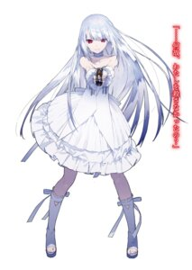 Rating: Safe Score: 77 Tags: date_a_live dress empty gun noco User: kiyoe