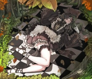 Rating: Safe Score: 39 Tags: gothic_lolita jeffr lolita_fashion megane User: bunnygirl