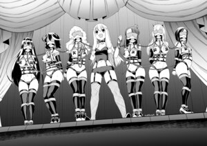 Rating: Questionable Score: 31 Tags: atsuko_kagari bondage breasts cleavage crossover darling_in_the_franxx diana_cavendish eromanga-sensei eudetenis fishnets heels horns izumi_sagiri kill_la_kill little_witch_academia matoi_ryuuko monochrome no_bra pantsu pasties stockings thighhighs zero_two_(darling_in_the_franxx) User: Mr_GT