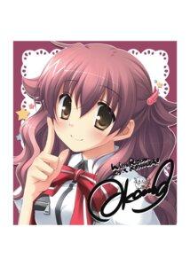 Rating: Safe Score: 7 Tags: digital_version hosaka_hina hulotte ikegami_akane seifuku with_ribbon User: Checkmate
