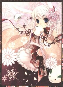 Rating: Safe Score: 30 Tags: animal_ears bunny_ears ishikawa_sae lolita_fashion mugu wa_lolita User: ming_tt