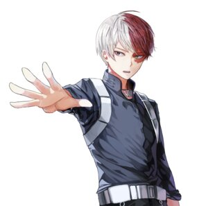 Rating: Safe Score: 11 Tags: boku_no_hero_academia heterochromia limobok male todoroki_shouto User: charunetra