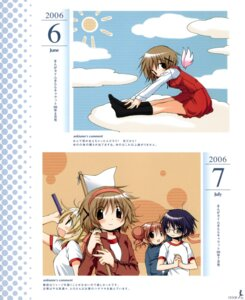 Rating: Safe Score: 4 Tags: aoki_ume hidamari_sketch hiro miyako sae yuno User: Radioactive