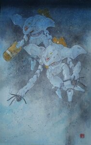 Rating: Safe Score: 3 Tags: gundam gundam_0080_war_in_the_pocket hygogg mecha tagme User: Radioactive