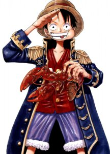 Rating: Safe Score: 8 Tags: male monkey_d_luffy oda_eiichirou one_piece User: Davison