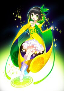 Rating: Safe Score: 56 Tags: c.c._lemon c.c._lemon_(character) dress nardack User: 椎名深夏