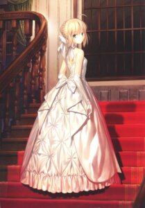 Rating: Safe Score: 37 Tags: saber tagme takeuchi_takashi User: Saturn_V